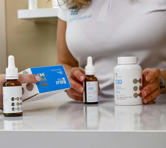 CBD Obchod USA medical