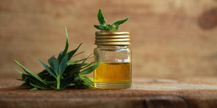 CBD olej použitie a dávkovanie